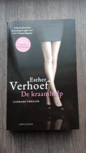 Boekrecensie van De kraamhulp van Esther Verhoef