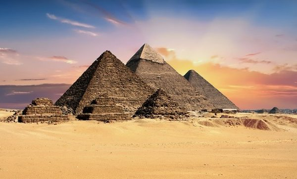 Piramides van het Oude Egypte