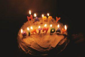 taart - een bijzonder cadeau - kort verhaal
