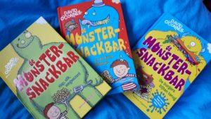 De Monstersnackbar - een boekrecensie