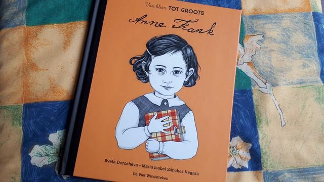 Anne Frank zou 90 jaar zijn geworden