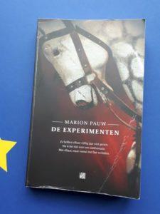 Boekrecensie over De experimenten van Marion Pauw