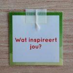 Tea Topic wat inspireert jou