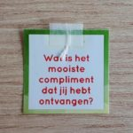 tea topic wat is het mooiste compliment