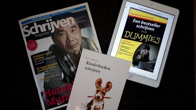 leesvoer schrijven magazine