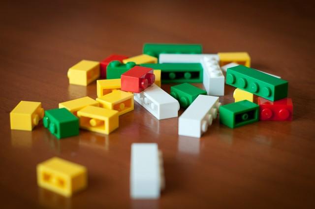 Lego avontuur Dax