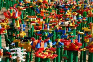 Lego bos avontuur