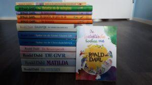 Roald Dahl-week boeken