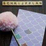 Werken met een schrijfplan?