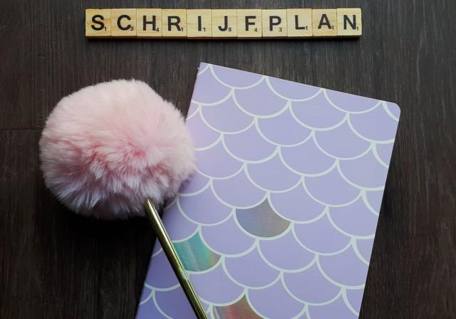 werken met een schrijfplan
