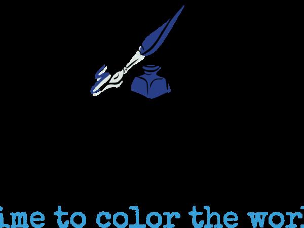 Logo Ellen - schrijfkilometers maken