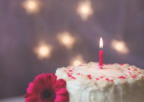jubileum blog bestaat 1 jaar