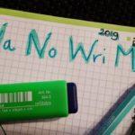 Het is weer tijd voor NaNoWriMo! (1)
