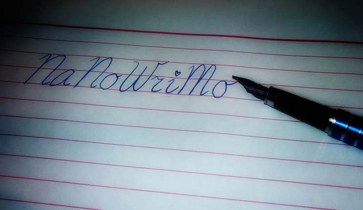 herschrijven tijdens NaNoWriMo