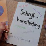 Een schrijfhandleiding: hoe maken we dat?