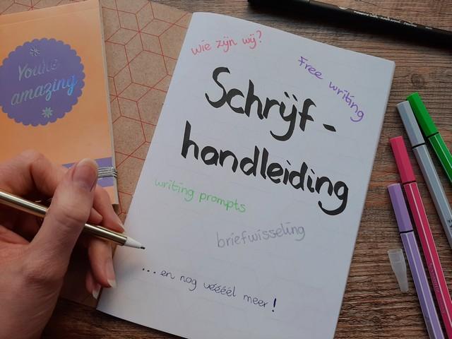 schrijfhandleiding