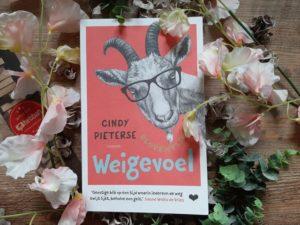 Weigevoel Cindy Pieterse boekrecensie recensie