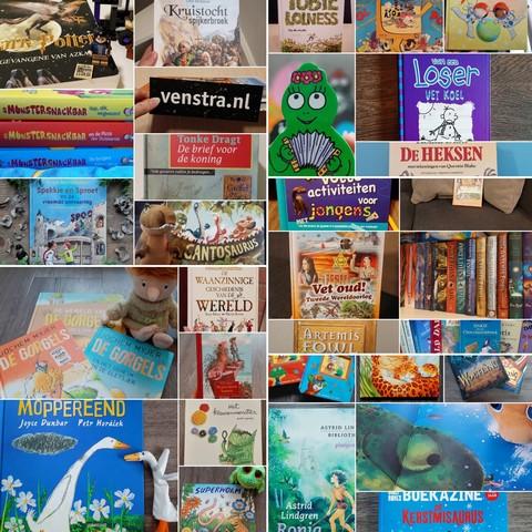 Kinderboekenchallenge 2020