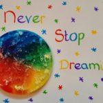 Mijn droom als schrijfster
