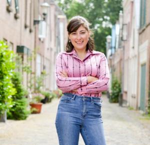 Interview met Lianne Reijntjes