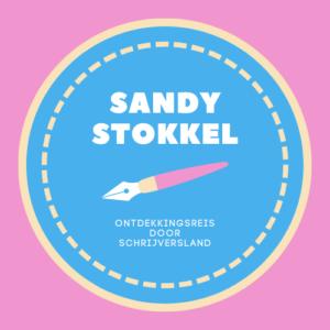 Website logo ontdekkingsreis door schrijversland