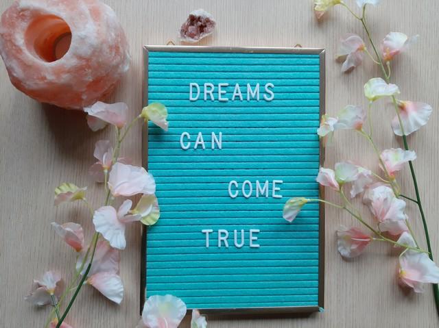 Een stapje dichter bij mijn droom